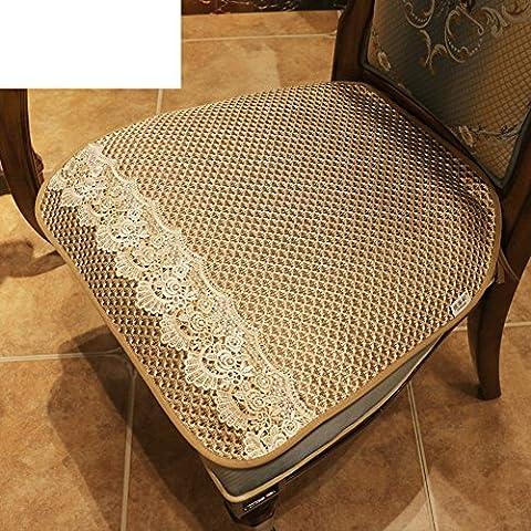 Sala da pranzo sedia tessuto cool pad/