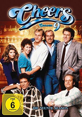 Cheers – Die komplette neunte Season [5 DVDs]