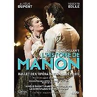 Macmillan, K.: Histoire de Manon