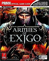 Armies Of Exigo: Prima Official Game Guide