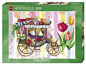 Heye- Carriage (Standard 1000 Pz.) Puzle, Multicolor (29780)