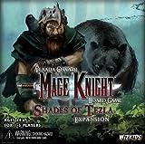 WizKids Mage Knight - Espansione per Il Gioco di Ruolo Le Ombre di Tezla