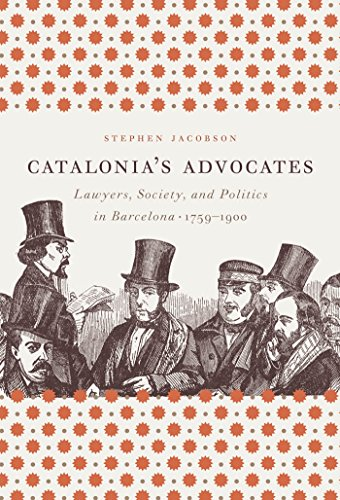 Catalonia's Advocates (Studies in Legal History)
