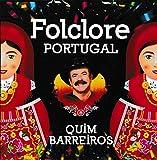Quim Barreiros - Folclore Portugal [CD] 2017