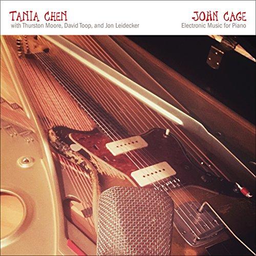 John Cage: Electronic Music For Piano (feat. Thurston Moore, David Toop, & Jon Leidecker)