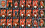 MATCH ATTAX 2018/19 ARSENAL - FULL 21 CARD TEAM SET including ALL 3 ARSENAL MAN OF THE MATCH CARDS