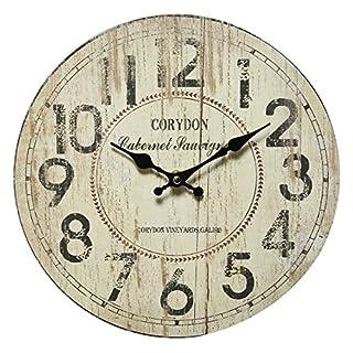 Ambiente Haus 84612Corydon Wall Clock 28cm