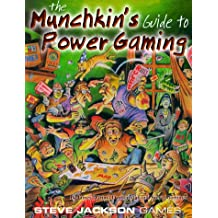 The Munchkin's Guide to Power Gaming (Steve Jackson games)
