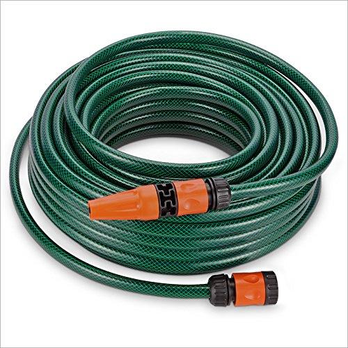 tubo da giardino per irrigazione 30mt 1 2 39 39 raccordi