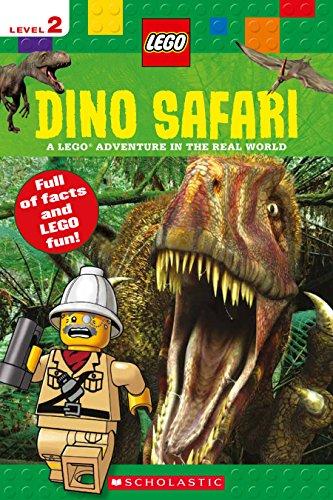Dino Safari (LEGO Nonfiction) (English Edition)
