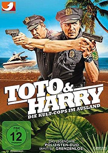 Toto & Harry - Die Kult-Cops im Ausland (3 DVDs)