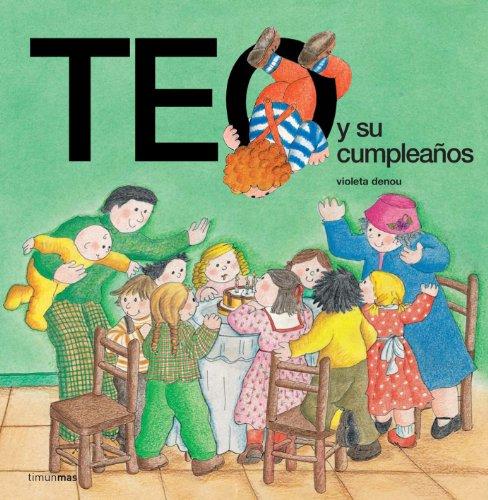 Teo y su cumpleaños por Violeta Denou