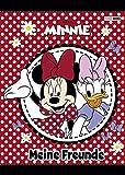 Disney Minnie Freundebuch: Meine Freunde