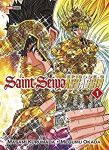 Saint Seiya episode G Assassin Edition simple Tome 1