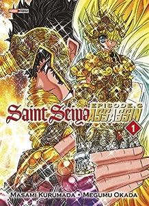 Saint Seiya episode G Assassin Edition simple Tome 1