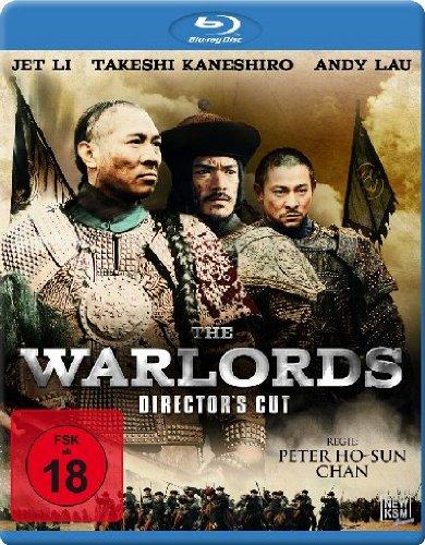 Bild von The Warlords - Director's Cut [Blu-ray]