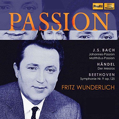 (St. Matthew Passion, BWV 244, Pt. 2: No. 48, Er hat uns allen wohlgetan - No. 49, Aus Liebe will mein Heiland sterben (Live))
