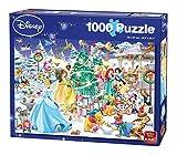 King nbsp;5266Disney Weihnachtspuzzle (1000Teile)