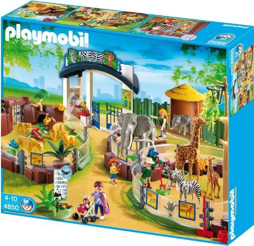 Preisvergleich Produktbild Playmobil 4850 - Großer Tierpark
