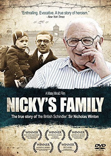 nickys-family-the-story-of-the-british-schindler-sir-nicholas-winton-dvd-reino-unido