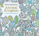 Etbotu Malbuch Secret Garden Kinder Dekompression Handgemalte Malbuch (Tierreich)