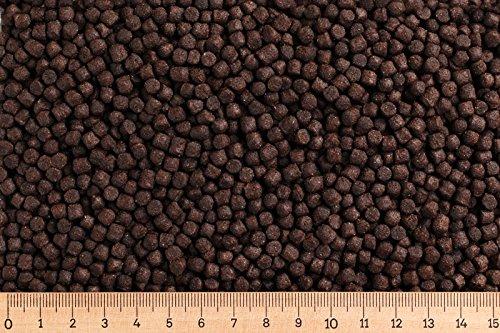 (Grundpreis 1,79 Euro/kg) - 20 kg Forellenfutter Primo 4,5 mm - 37/12 - schwimmend