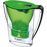 BWT Tischwasserfilter Penguin 2,7l grün; mit einer Kartusche, angereichert mit wertvollem Magnesium für höchste Vitalität