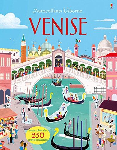 Venise - Autocollants Usborne par James Maclaine