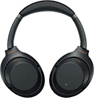 Sony WH-1000XM3 Wireless Industry Leading Noise Cancelling Headphones (Wireless Bluetooth Over The Ear Headphones with Mic,30