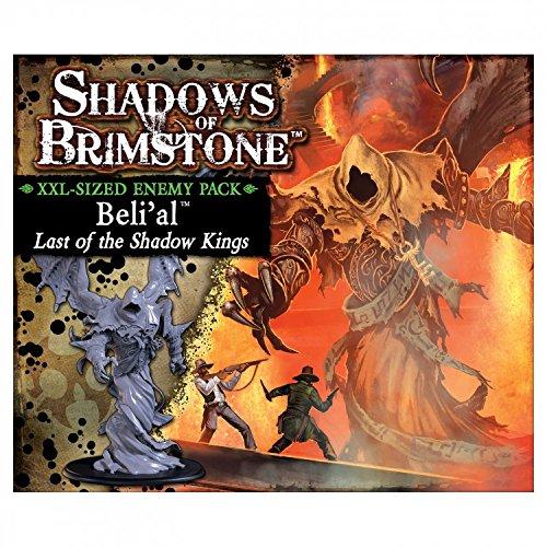 Flying Frog Productions FFP07DE06 Beli'al XXL-Sized Enemy Pack: Shadows of  Brimstone, Multicoloured