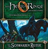 Asmodee HE372 - Herr der Ringe Kartenspiel: Die Schwarzen Reiter, Saga Erweiterung 1