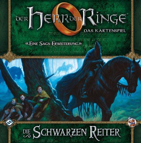 Heidelberger Spieleverlag - Juego de cartas Señor de los Anillos El señor de los anillos, de 1 a 2 jugadores (importado)