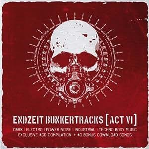 Endzeit Bunkertracks (Act 6) 4 CD Box