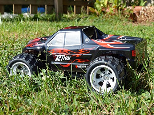 RC Crenova Monster Truck - 5