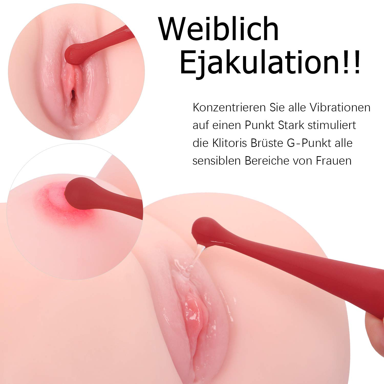 Klitoris die größte Vagina: So