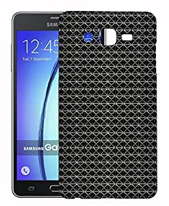 Toppings 3D Printed Designer Hard Back Cover For Samsung Galaxy On7 Design-10457