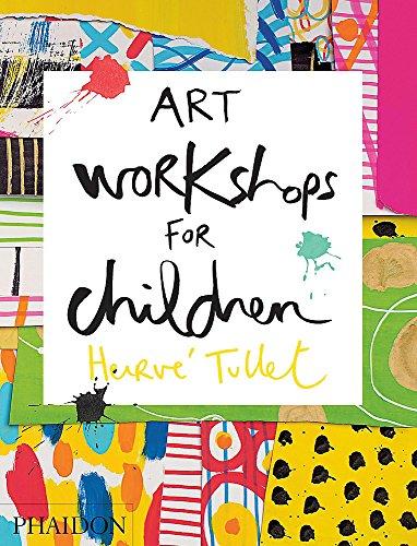 Art workshops for children par Herve Tullet