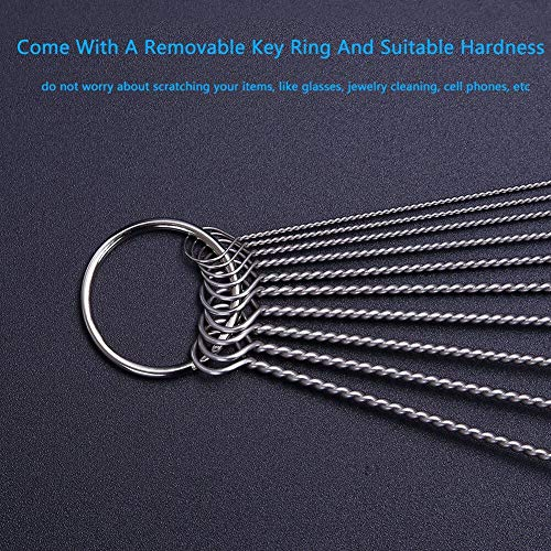 Zoom IMG-3 dekool 10 pezzi spazzola scovolino
