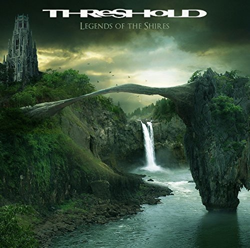 Threshold: Legends of the Shires (Audio CD)