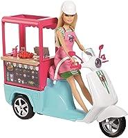 Barbie - (Mattel Fhr08) Yemek Arabası