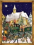 Sellmer Adventskalender Weihnachtszug viktorianisch