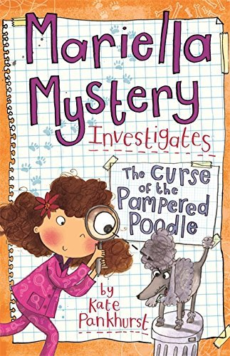[PDF] Téléchargement gratuit Livres The Curse of the Pampered Poodle: Book 4 (Mariella Mystery) by Kate Pankhurst (2014-04-24)