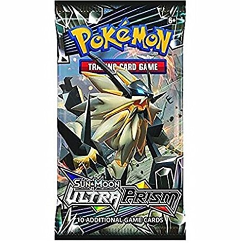 Pokemon POK81344 TCG - Sun and Moon Ultra Prism Booster Pack
