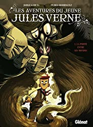 Les aventures du jeune Jules Verne, Tome 1 : La porte entre les mondes