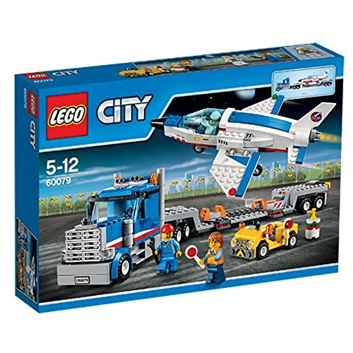 LEGO City 60079 - Weltraumjet mit Transporter (Lego City Jet)