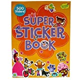 Girls Super Sticker Book & Stickers - Best Reviews Guide