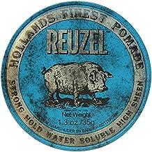 Reuzel Pomade Blue Strong Hold High Sheen - 35 G
