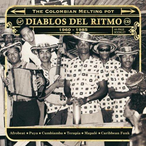 Diablos Del Ritmo: Colombian Melting Pot by Diablos Del Ritmo-The Colombian Melting Pot 1960-8 (2012-11-20) -