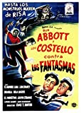 Abbott And Costello Meet Frankenstein Artistica di Stampa (60,96 x 91,44 cm)