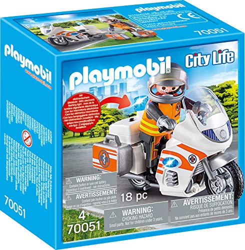 Playmobil 70051 City Life Notarz...